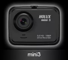Holux Mini Camera voor in de Auto
